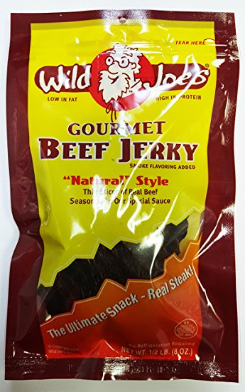 Beef Jerky clipart healthy snack Jerky Resealable 1/2 Pound Beef