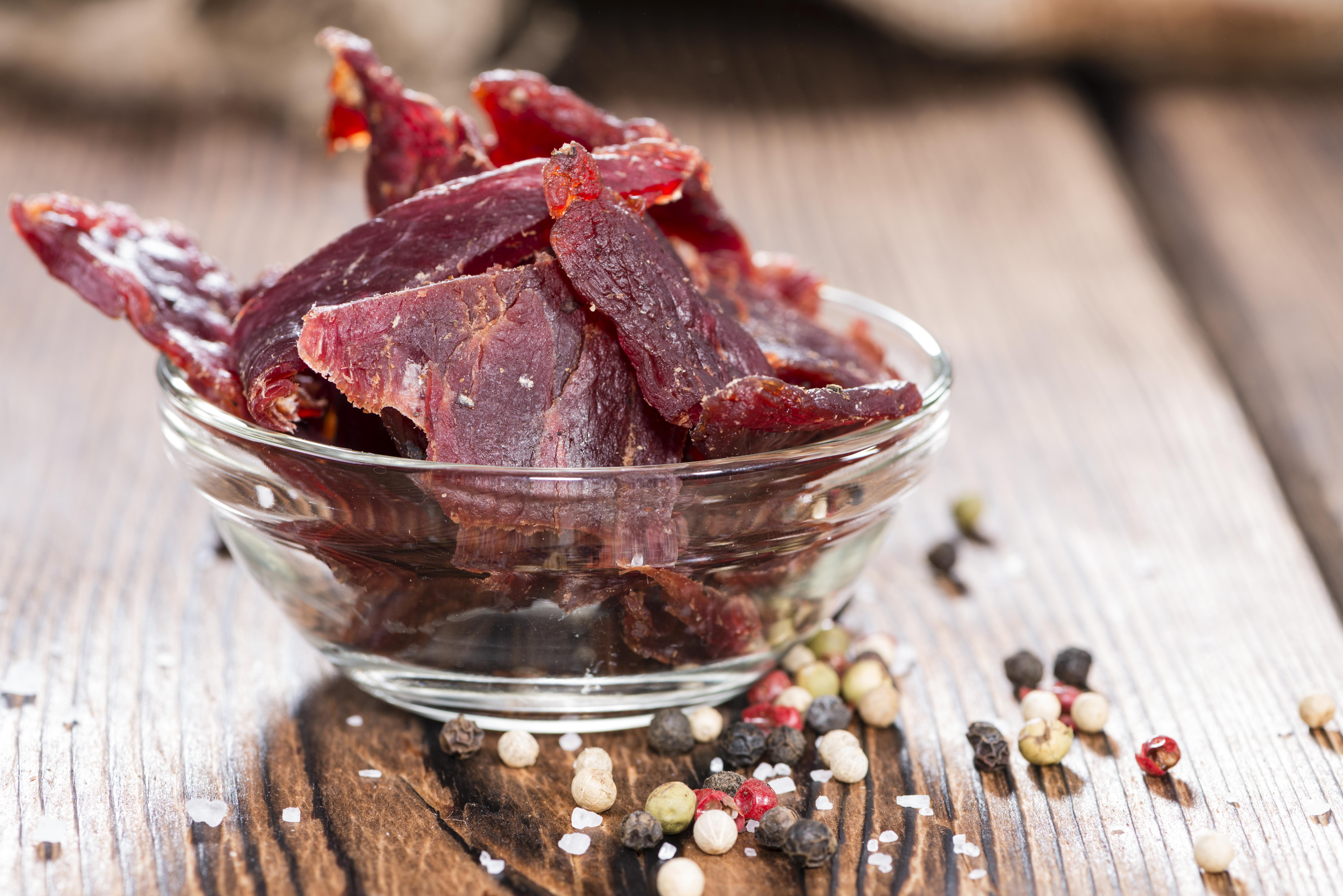 Beef Jerky clipart healthy snack Blog By Jerky Art Beef