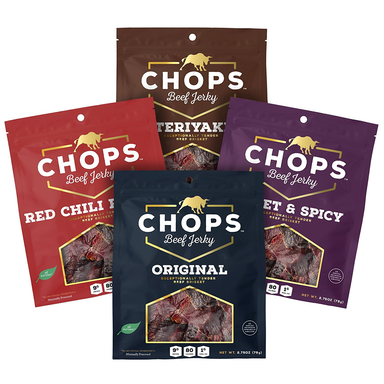 Beef Jerky clipart healthy snack Chops 4 Original Beef Assortment