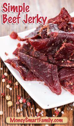 Beef Jerky clipart healthy snack Jerky Snack  Super TEC