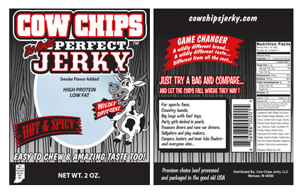 Beef Jerky clipart new mexico Beef Favorite & Chips Cow