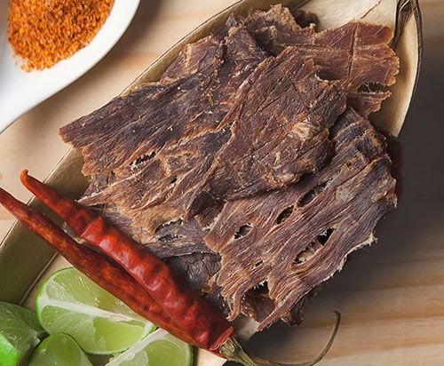 Beef Jerky clipart new mexico On León Hecho consistencia Carne