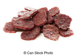 Beef Jerky clipart processed Processed Beef Beef of Stock