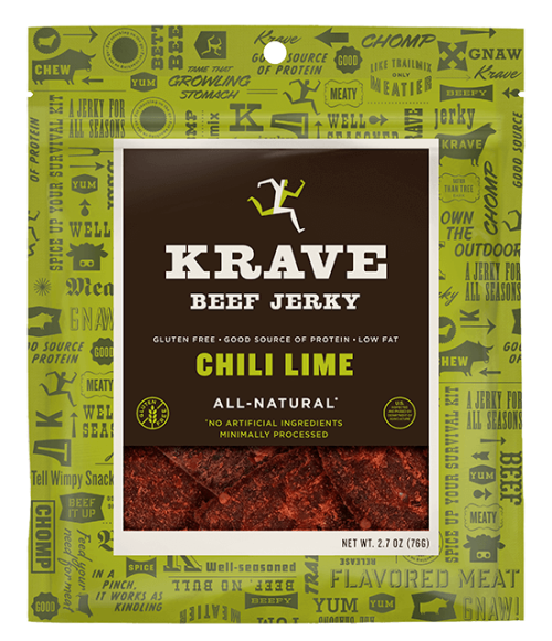 Beef Jerky clipart processed Chili & Lime Jerky Jerky