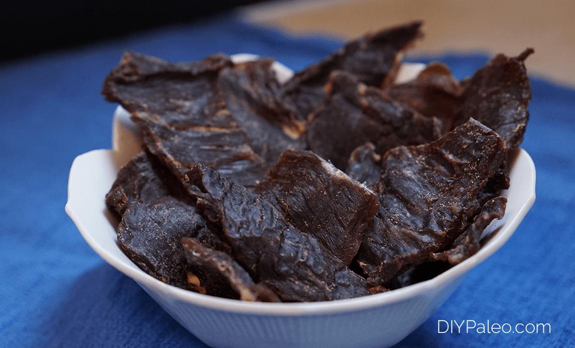 Beef Jerky clipart snack time DIY Jerky Paleo (AIP) Beef