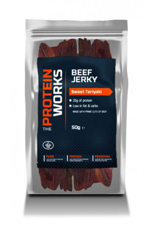 Beef Jerky clipart snack time Protein Jerky Works™ Snack High