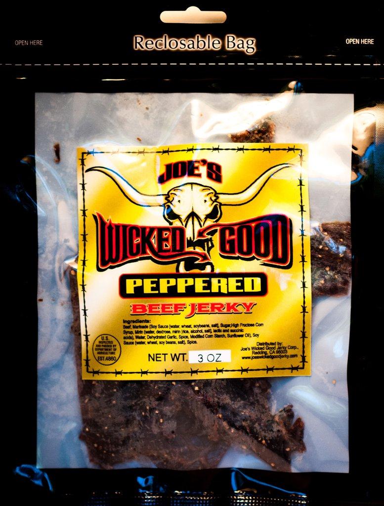 Beef Jerky clipart snack time Redding Beef Good CA Jerky