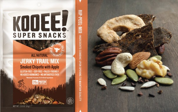 Beef Jerky clipart trail mix Each warm smoky of trail