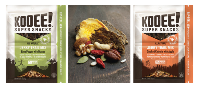 Beef Jerky clipart trail mix Crowdfunding KOOEE! Spotlight: Jerky mix