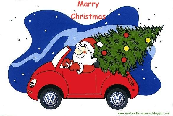 Beatle clipart christmas ❤ G Pin Volkswagen on