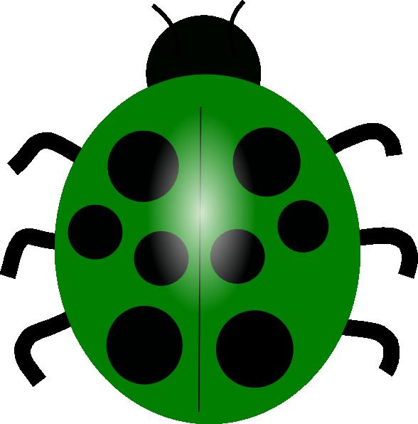 Beelte clipart green  online Clker this Green