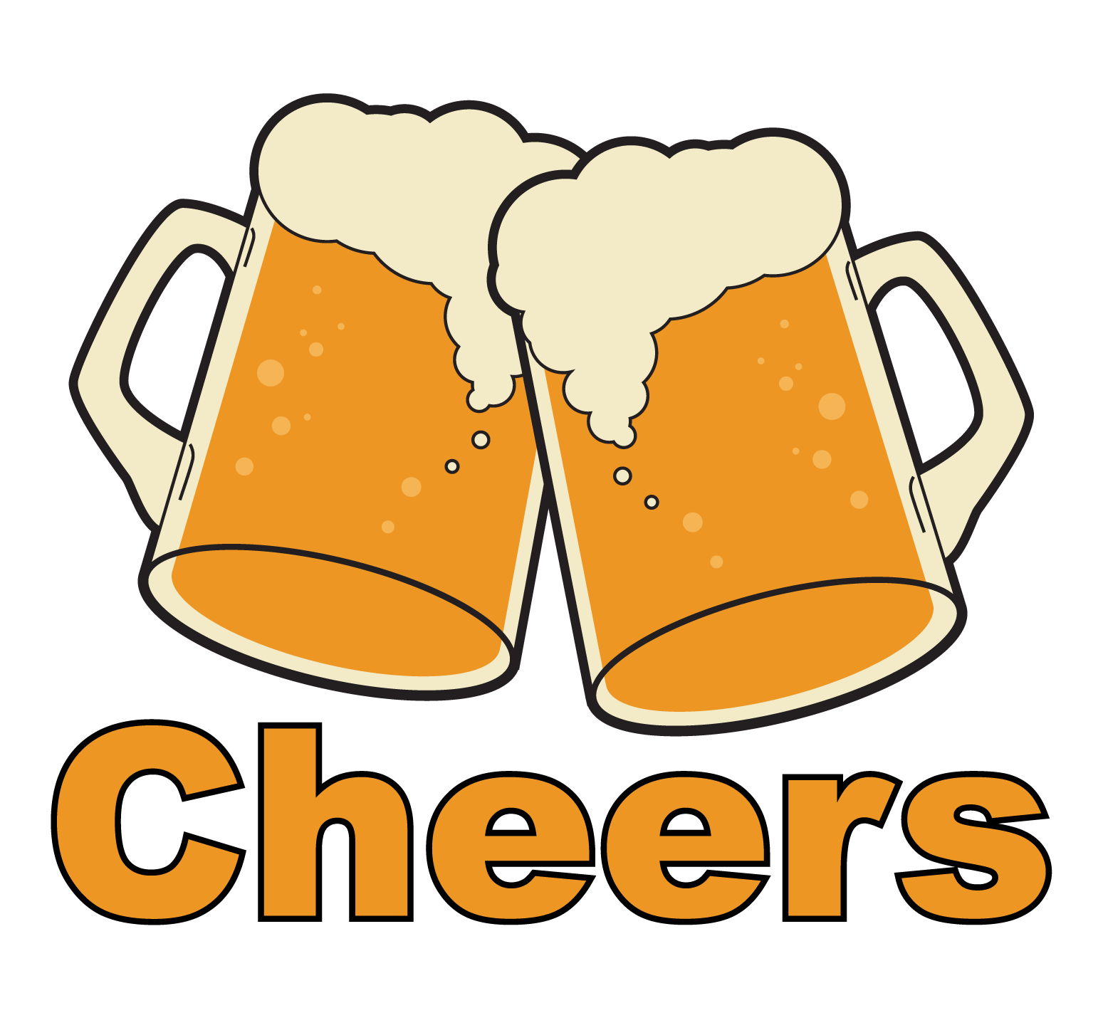 Drawn beer beer cheer Clipart art collection Clip of