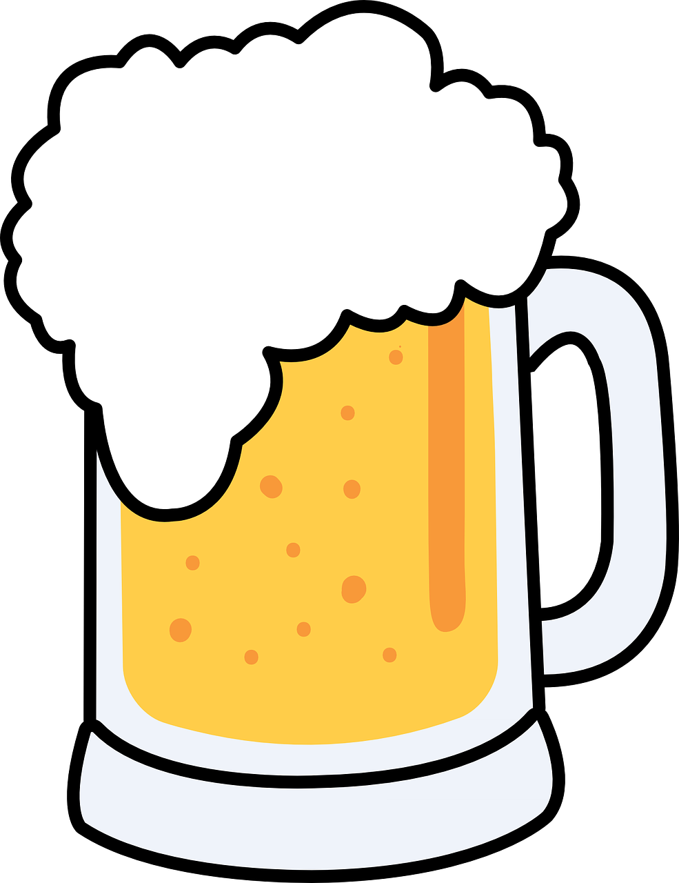 Alcohol clipart beer cup #4