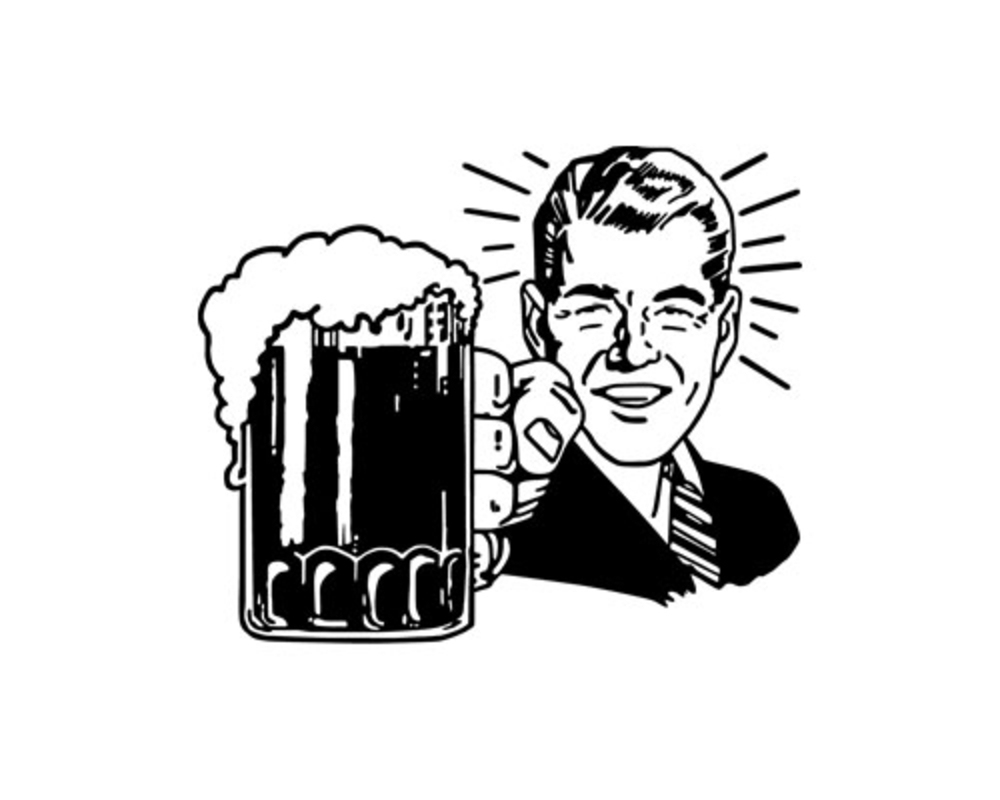 Beer clipart Illustration art clipart Beer by
