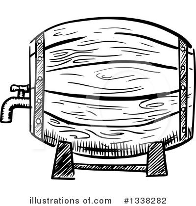 Beer clipart beer keg Beer Tradition Vector Keg Clipart