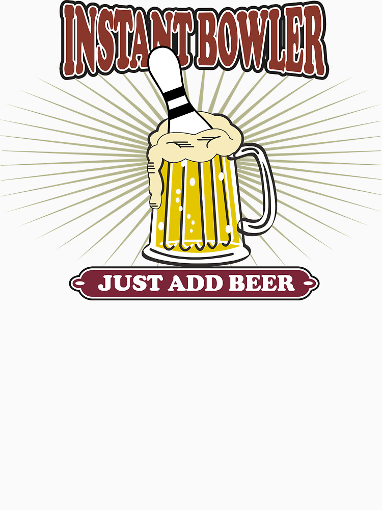 Beer clipart bowling Instant T Hoodies Bowling Bowler