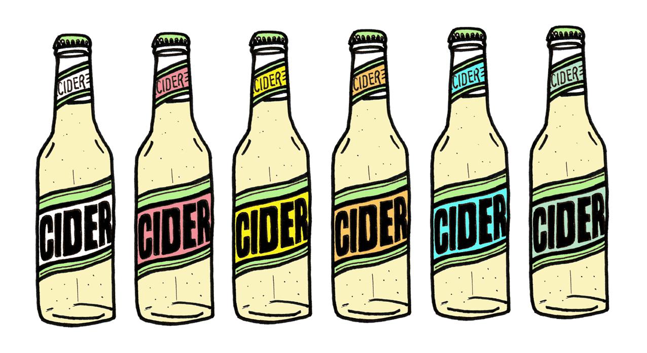 Beer clipart cider Cider and Cider pack illustrations