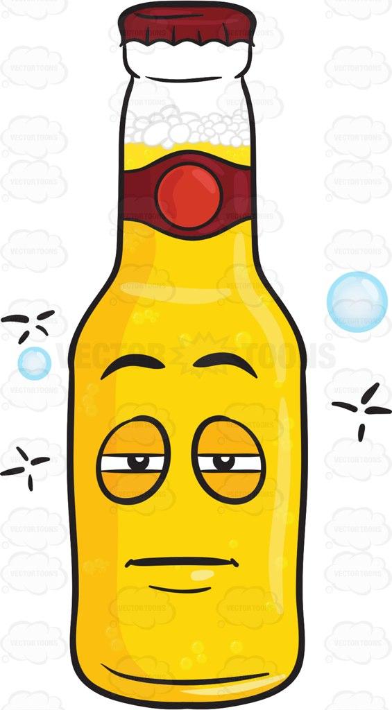 Beer clipart emoji #6