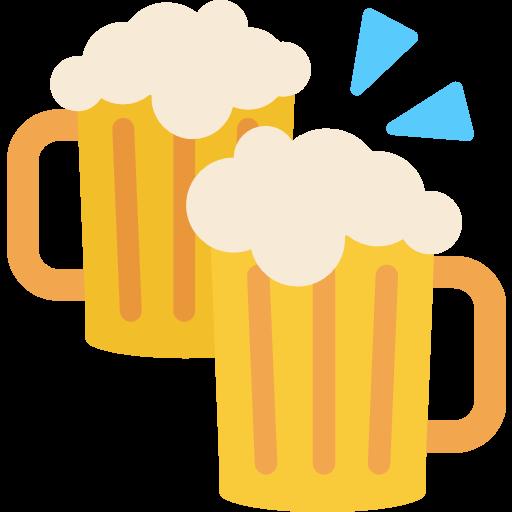 Beer clipart emoji #12