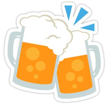 Beer clipart emoji #5