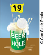 Graphics EPS  art Beer