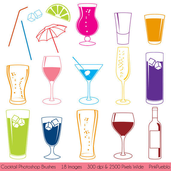 Beer clipart martini #6