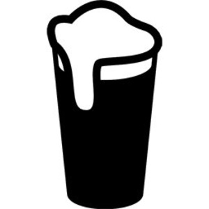 Beer clipart silhouette Bing Beer clip com Images