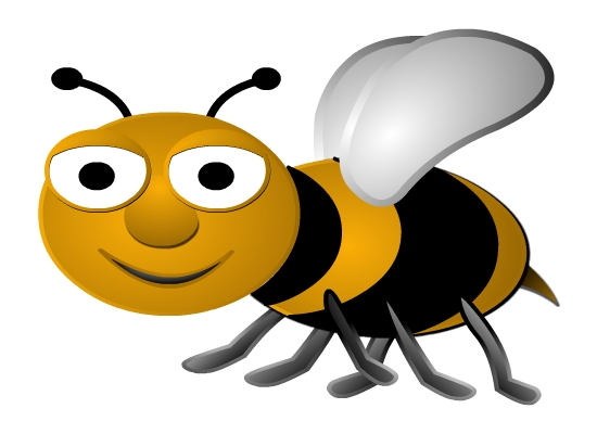 Bees clipart classroom  clipart clipartbold abelhinhas Bee