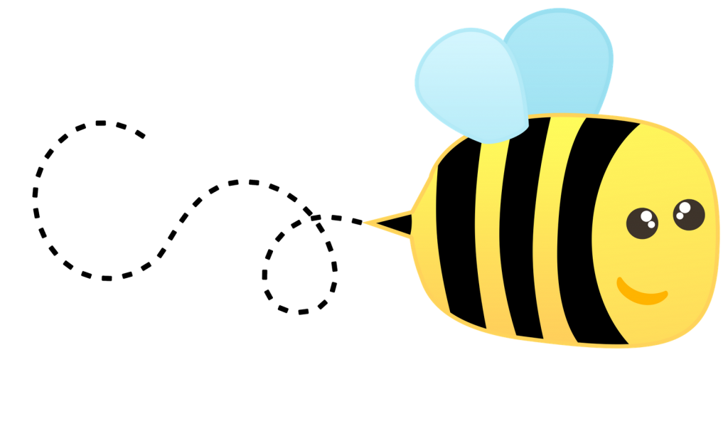 Bees clipart clear background Free Clipartion Bee Clipart Clipart