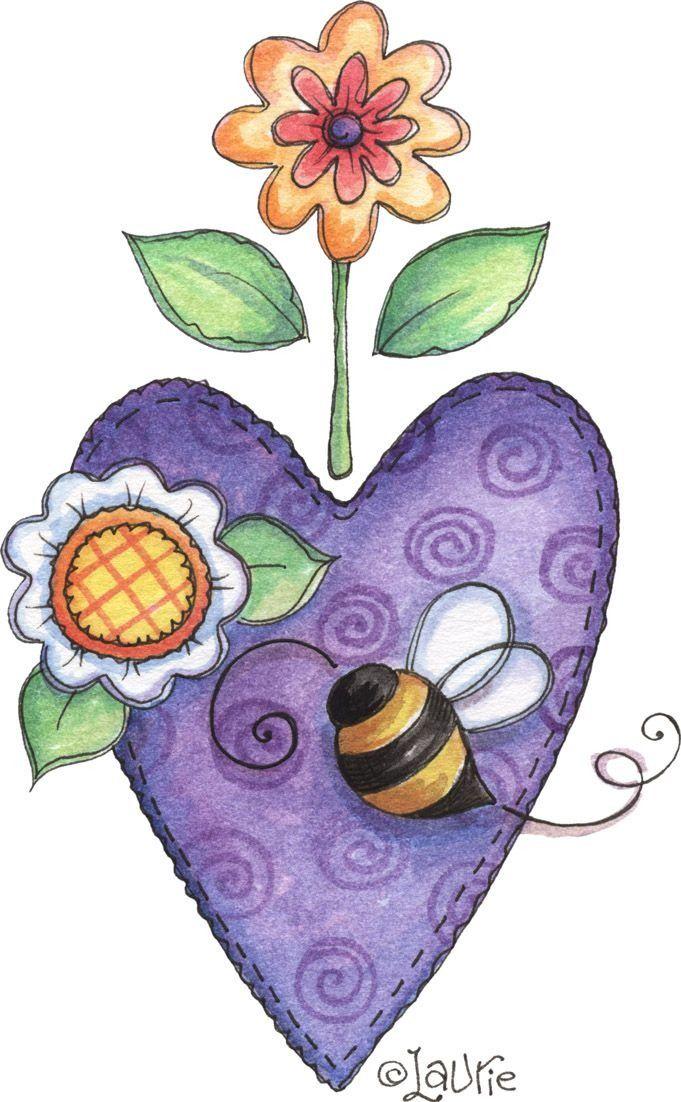 Bees clipart country My for Modelos Country Honeybee