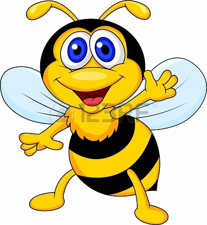 Bees clipart cute On party Bee Photo favors