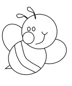 Bees clipart hello kitty Coloring Flower coloring book hello