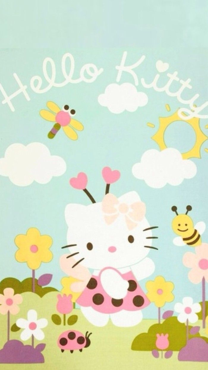 Bees clipart hello kitty KITTY this Pin on on