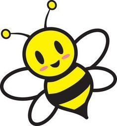 Bees clipart preschool Clip around honey flying clipart
