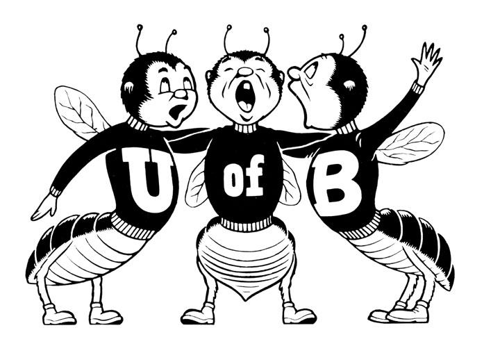 Bees clipart singing bee Bee University The Baltimore Singing