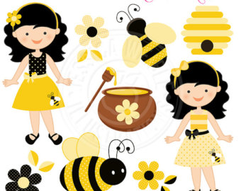 Bees clipart thanksgiving OK Bumble Clipart Cute Gobblers