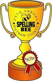 Bees clipart trophy Spelling spelling Bee clipart Pivot