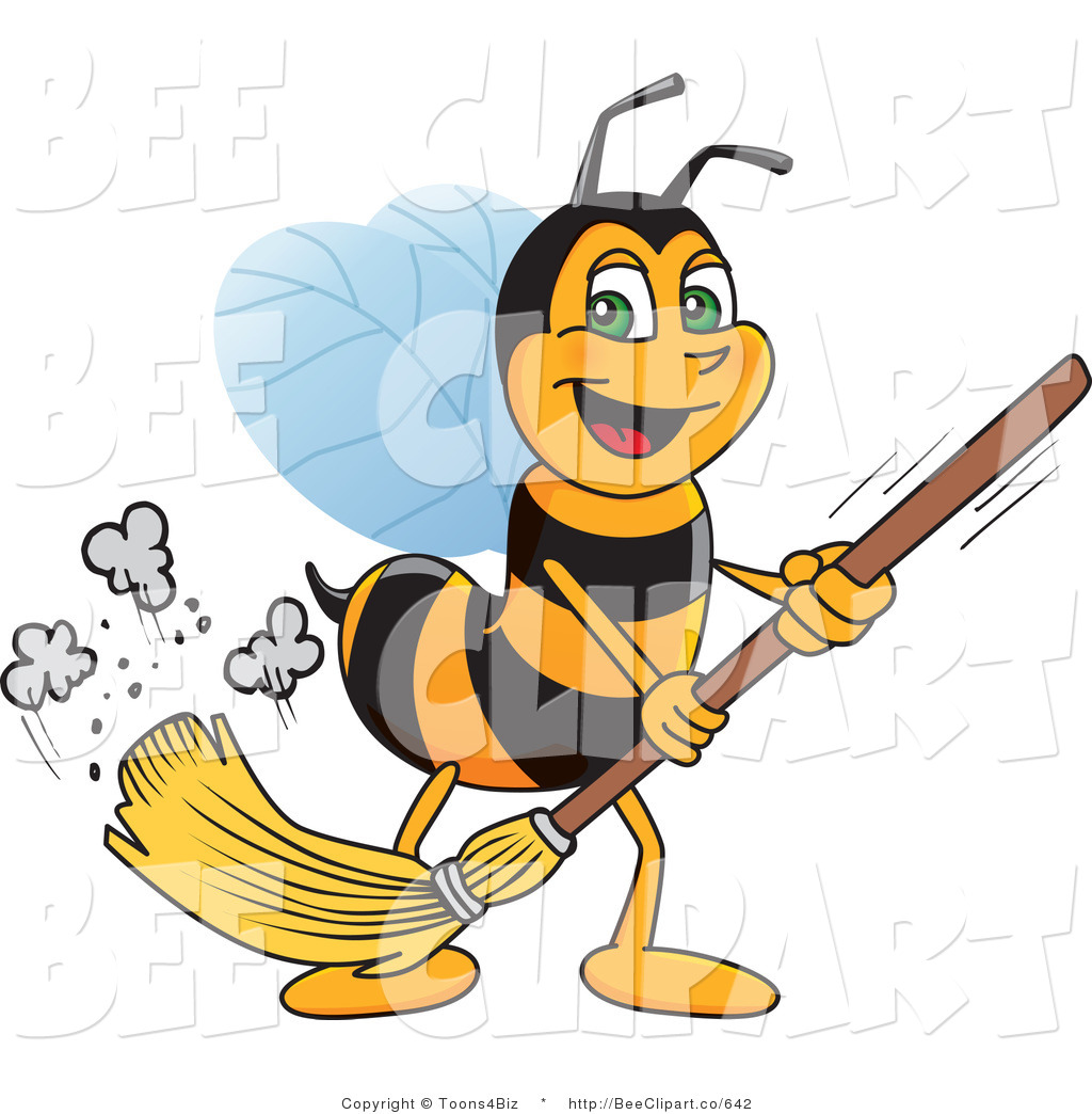 Bees clipart worker bee Collection Stock Free work Free