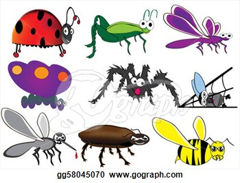 Beetle clipart cartoon Illustration Clip insects beetle Illustration