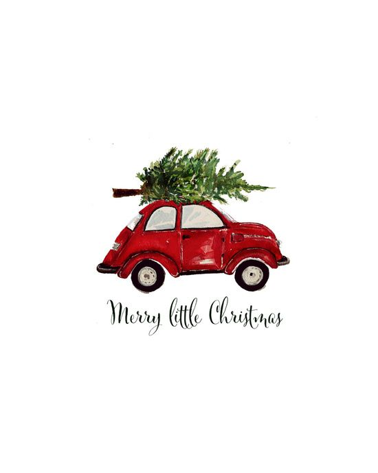 Beatle clipart christmas On Red Merry ideas 20+