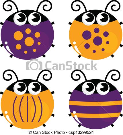 Beelte clipart cute On Cute beetle collection Illustration