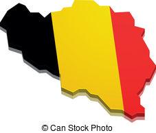 Belgium clipart Map Map map Vector Clipart