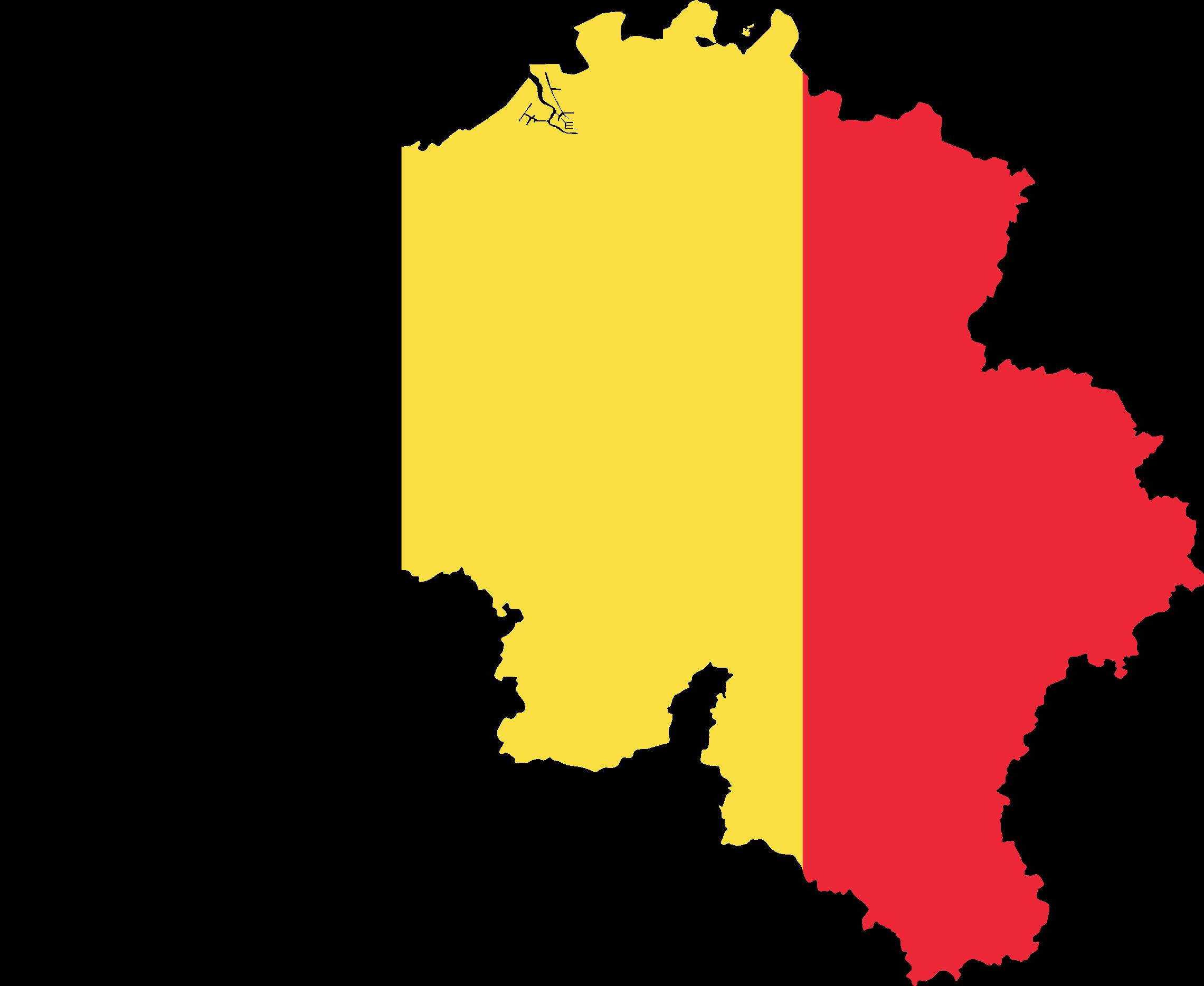 Beligum clipart Flag Flag Map Belgium Map