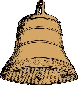 Bell clipart Christmas art art Bell bell