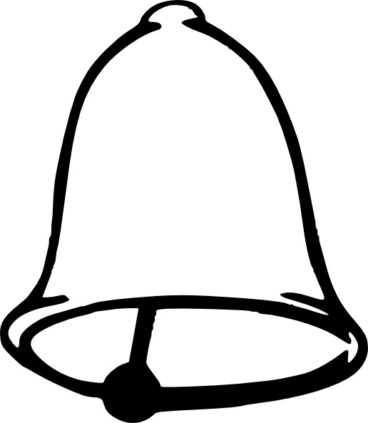 Bell clipart Art in svg Bell Free