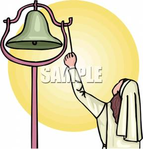 Bell clipart bell ringing A Bell Ringing Bell Clipart