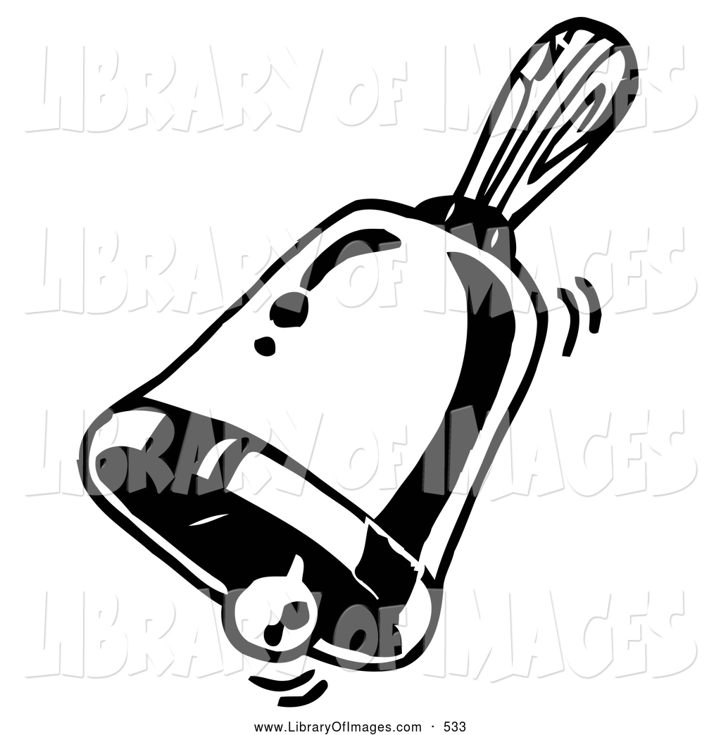 Bell clipart bell ringing A of Ringing Handheld of
