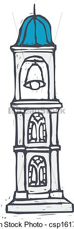 Tower clipart art #9
