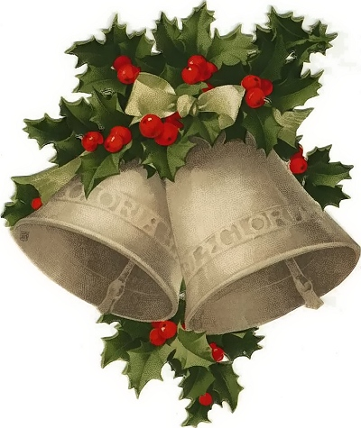 Bell clipart christmas gift Christmas com:  Graphics bells