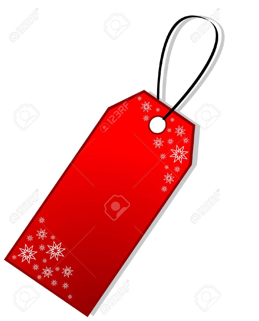 Gift clipart christmas gift tag #13